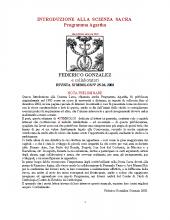 Introduzione alla Scienza Sacra